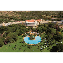 Soho Sun City Daily Accommodation: Choose From One To Four Nights Stay In Family Rooms From R2650
