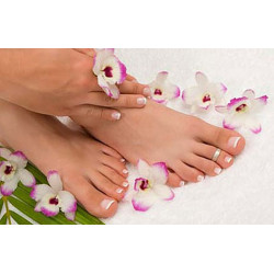 45 Minute Pedicure Treatment From Kneaded  Escape Beauty Spa, Includes Complimentary Gift From Craze Deals