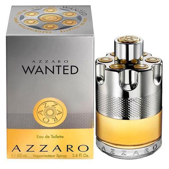 Azzaro Wanted Eau De Toilette 100ML (Parallel Import)