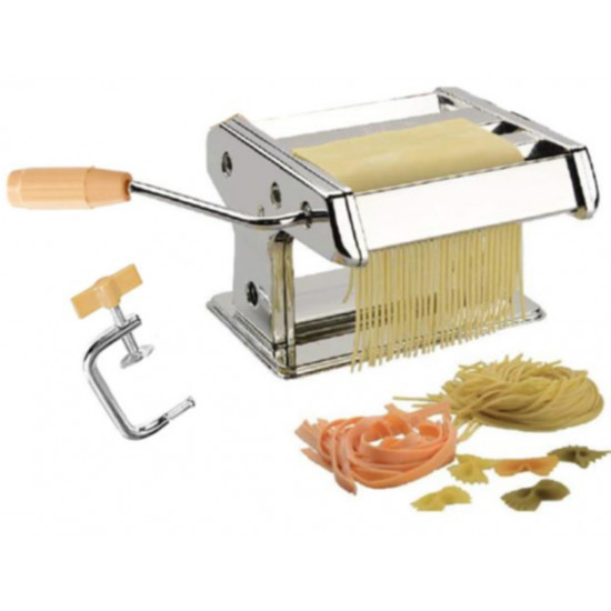 Hand Operated Stainless Steel Pasta Maker, Includes Delivery