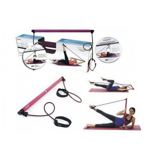 Portable Pilates Studio With Workout DVD, Includes Delivery