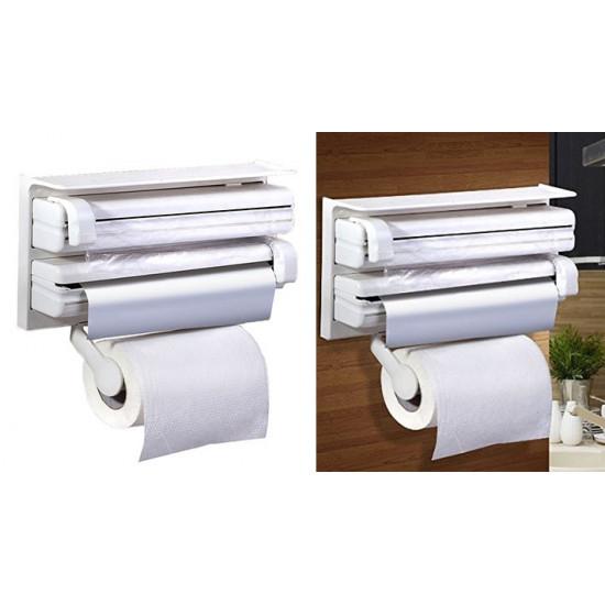 Triple Paper Dispenser, Includes Delivery
