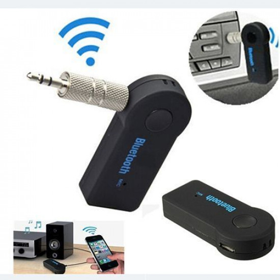 Wireless Car Bluetooth Receiver, Includes Delivery